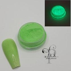 Neon Pulver Click Of Green