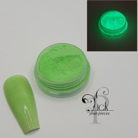 Neon Pulver Click Of Green