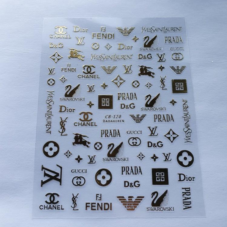 Stickers Logo Mix