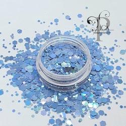 Pretties Mega Mix Steel Blue
