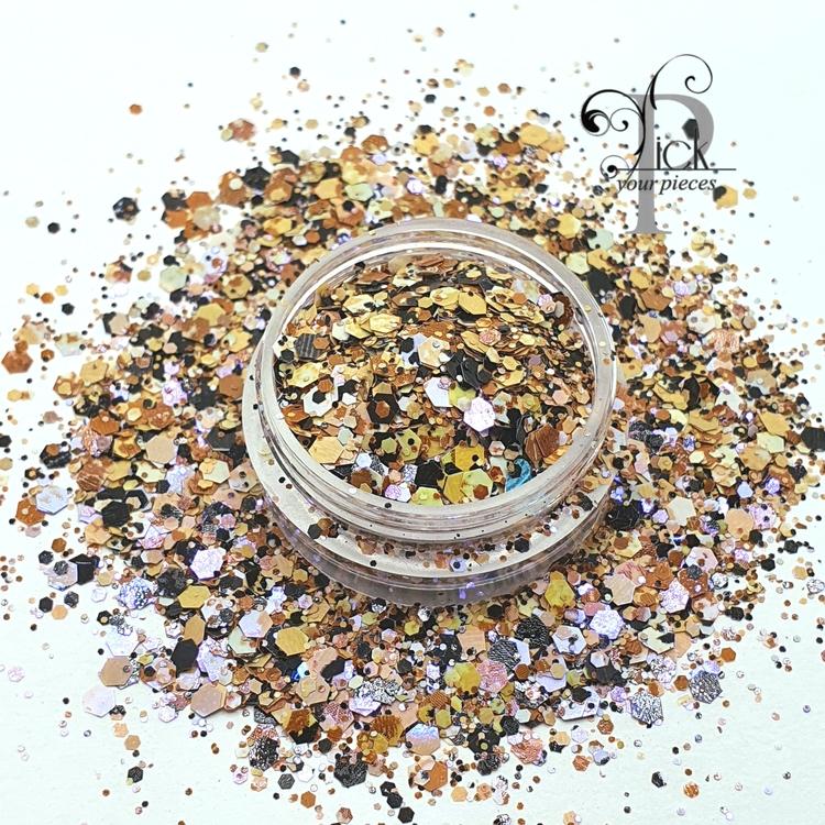 Pretties Multi Mix Marble Brown