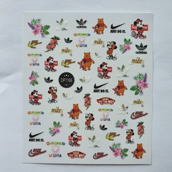Logo stickers Nalle Puh/adidas