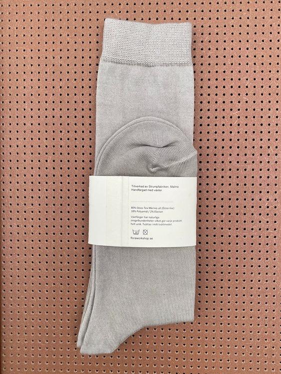 Wool sock - Pomegranate green