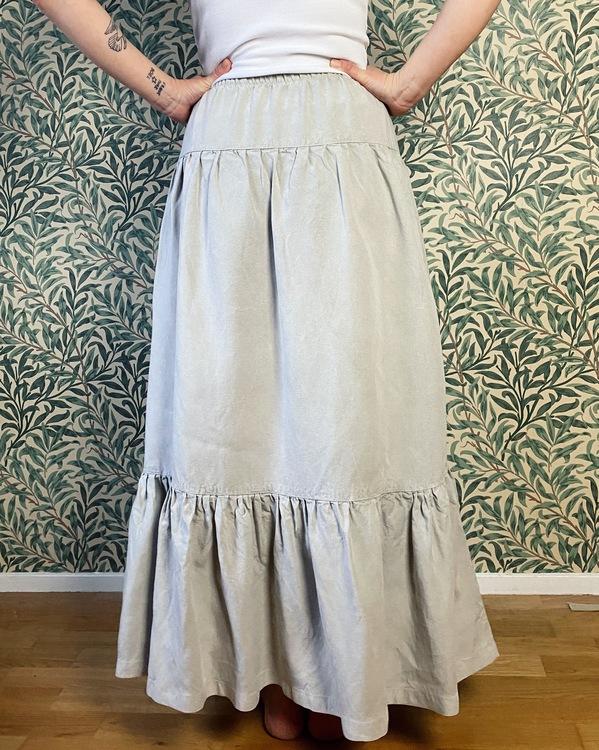 Praire Skirt - Pomegranate green