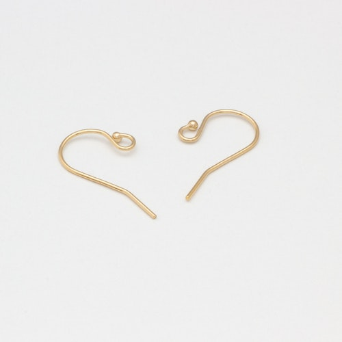 14K Gold-filled Hooks