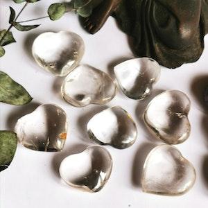Hjärtan Bergkristall