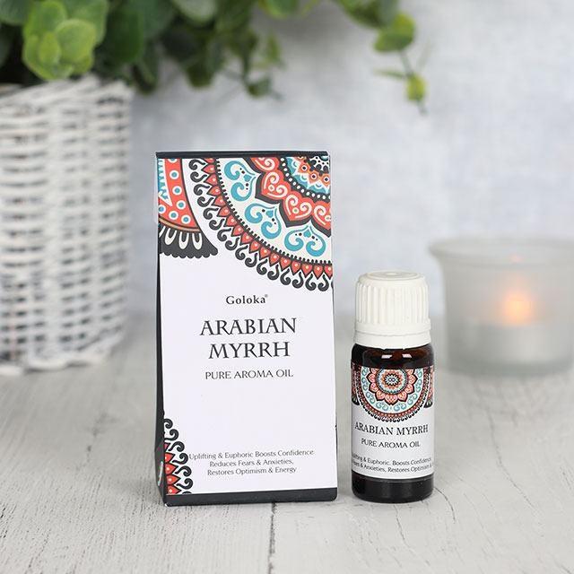 Aromaolja Arabisk Myrra