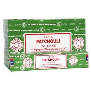 Rökelse Patchouli