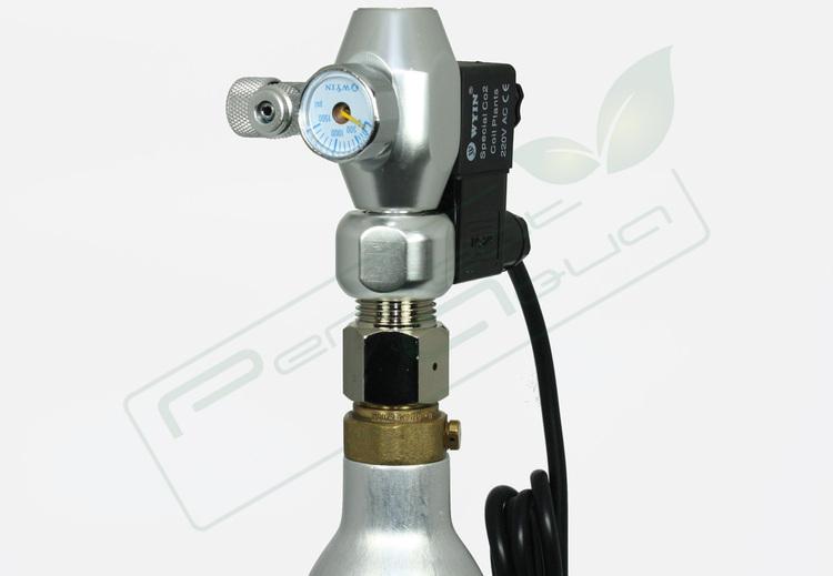 Adapter för Sodastream med säkerhetsventil