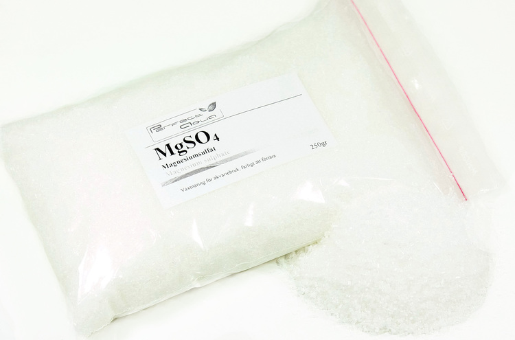 PMDD, Magnesiumsulfat - MgSO4