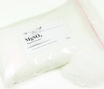 PMDD, Magnesiumsulfat - MgSO4