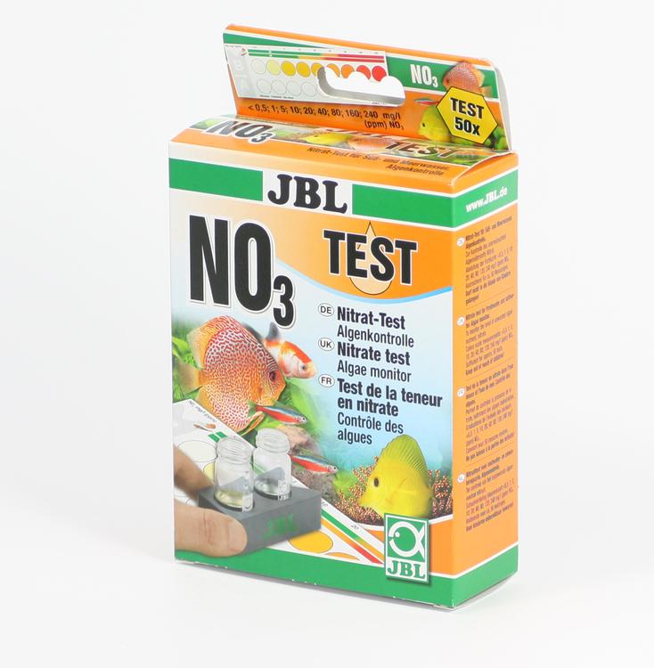 Test, Nitrat - NO3