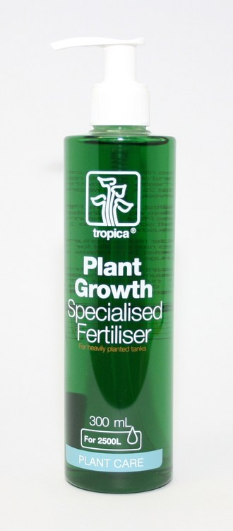 Tropica plant growth Specialised Fertiliser 300 ml
