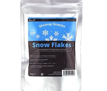 GlasGarten Snowflake