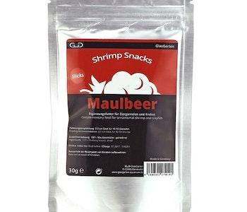 GlasGarten Shrimp Snacks Maulbeer