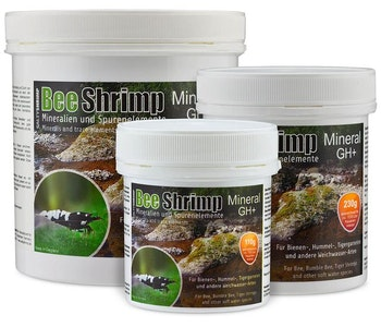 Saltyshrimp BeeShrimp Mineral GH+