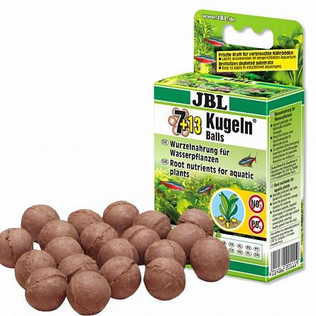 JBL, 7 Kugeln