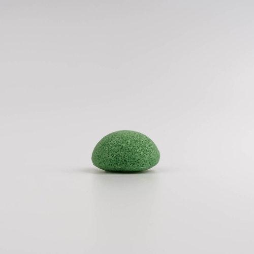 Rengöringssvamp - Konjac Grönt Te