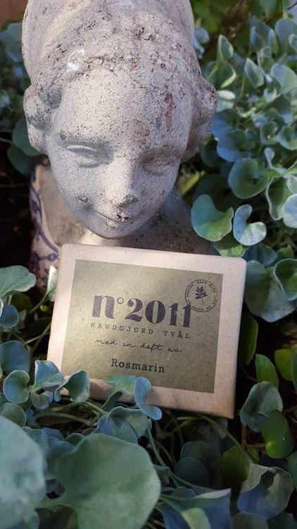 No 2011 - Ekologisk rosmarintvål med skrubb