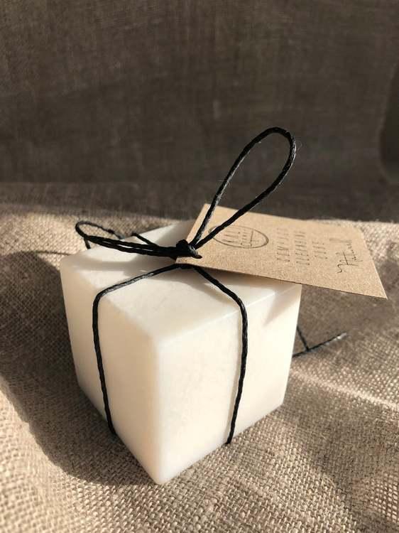 Ekologisk Compact Cleansing Cube - städ, disk, tvätt