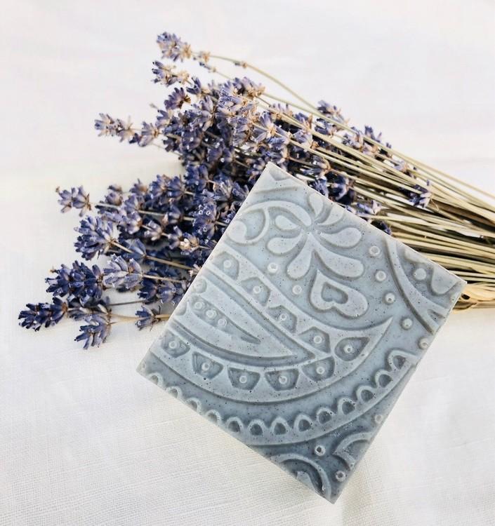 Ekologisk Indigo Root - lavender