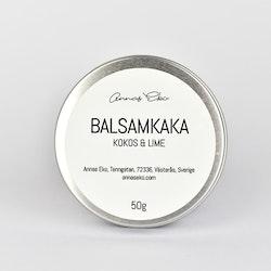 Balsamkaka - Kokos & Lime