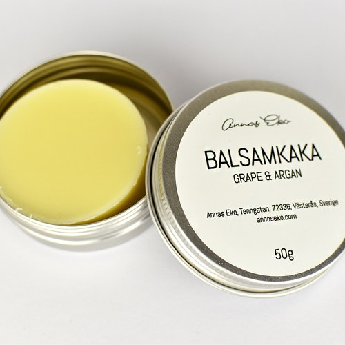 Balsamkaka - Argan & Grape