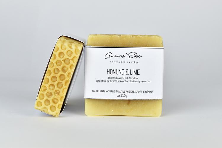 Tvål med Honung och Lime