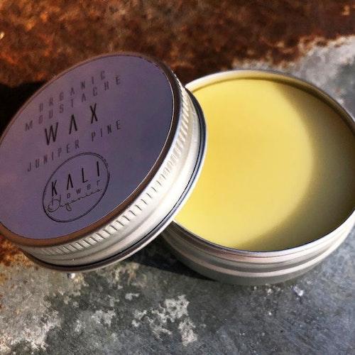 Ekologisk Moustasche Wax / Beard balm - enbär