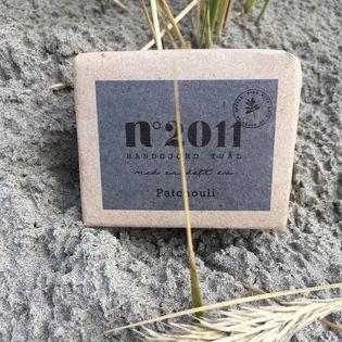 No 2011 - Ekologisk patchoulitvål