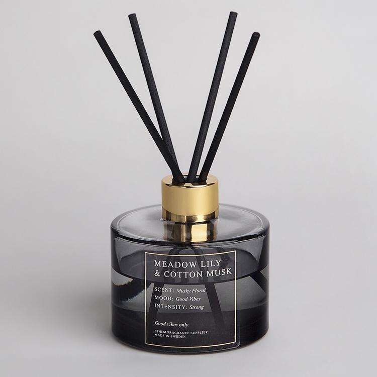 Doftpinnar Amber & Vanilla 200 ml