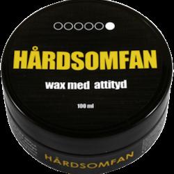 Hårdsomfan hårvax