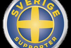 Sverige supporter