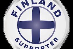 Finlands supporter