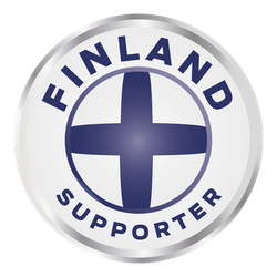 Finlands supporter