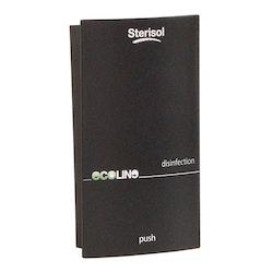 Sterisol® Hållare till Handdesinfektion Etanol, Svart 375 ml