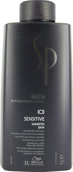 Wella Sp Men Sensitive Shampoo 1L iter