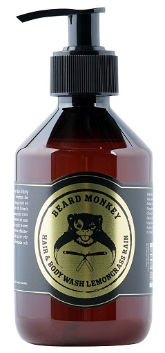 Beard Monkey Hair And Body Wash