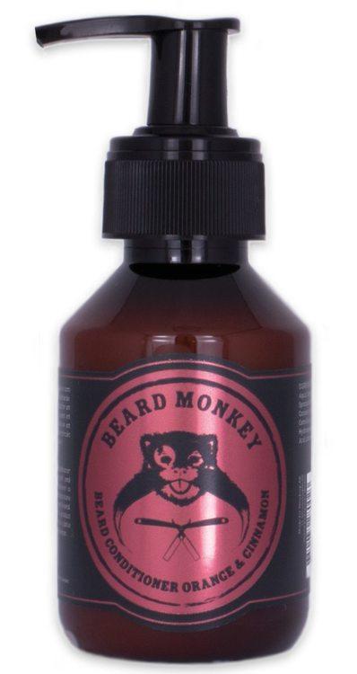 Beard Monkey Beard Conditioner Orange / Cinnamon
