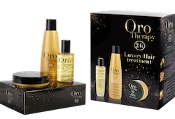 Fanola Oro Therapy 24K Kit Luxury Hair Treatment