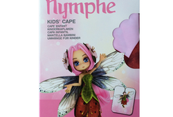 Frisörkappa barnmodell Nymphe