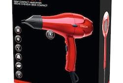 Hårfön Dreox 2000 watt röd