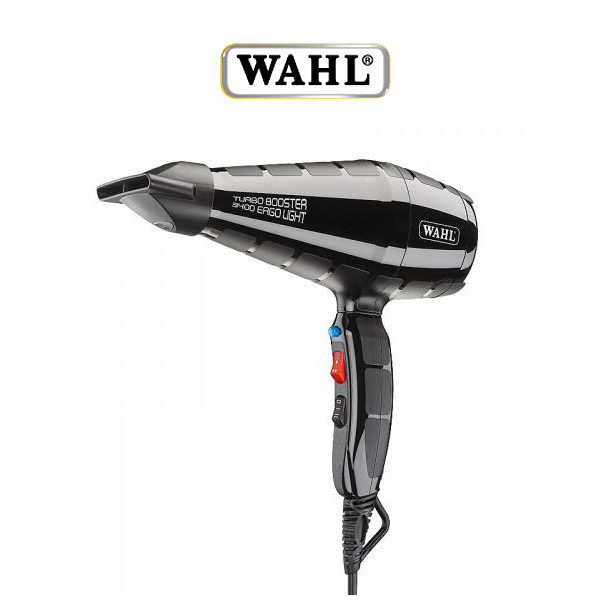 Wahl Turbo Booster hårfön 2400W