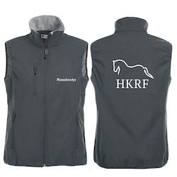 Softshellväst (Herr) Hästhusets Kusk & RF