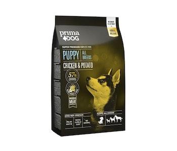 Prima Dog Puppy All Breeds Kyckling & Potatis
