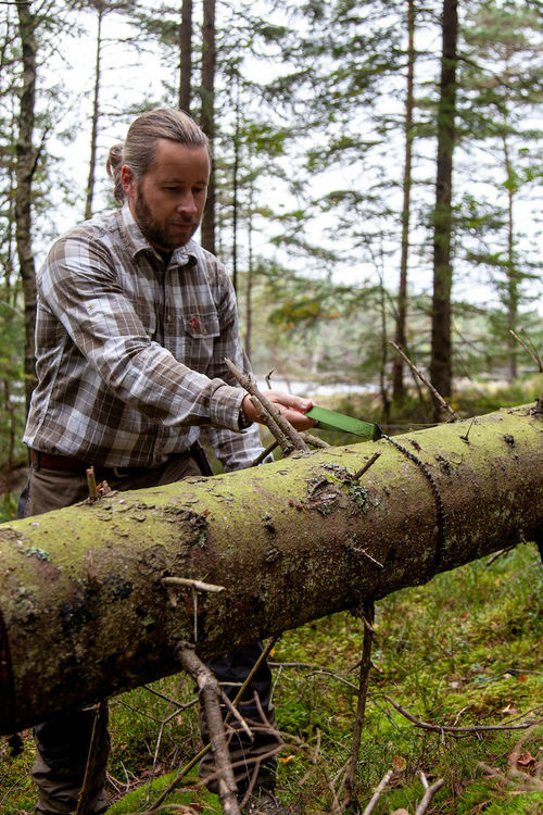 Chain Saw Orrefors Hunting