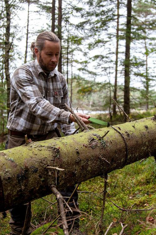 Chain Saw Orrefors Hunting