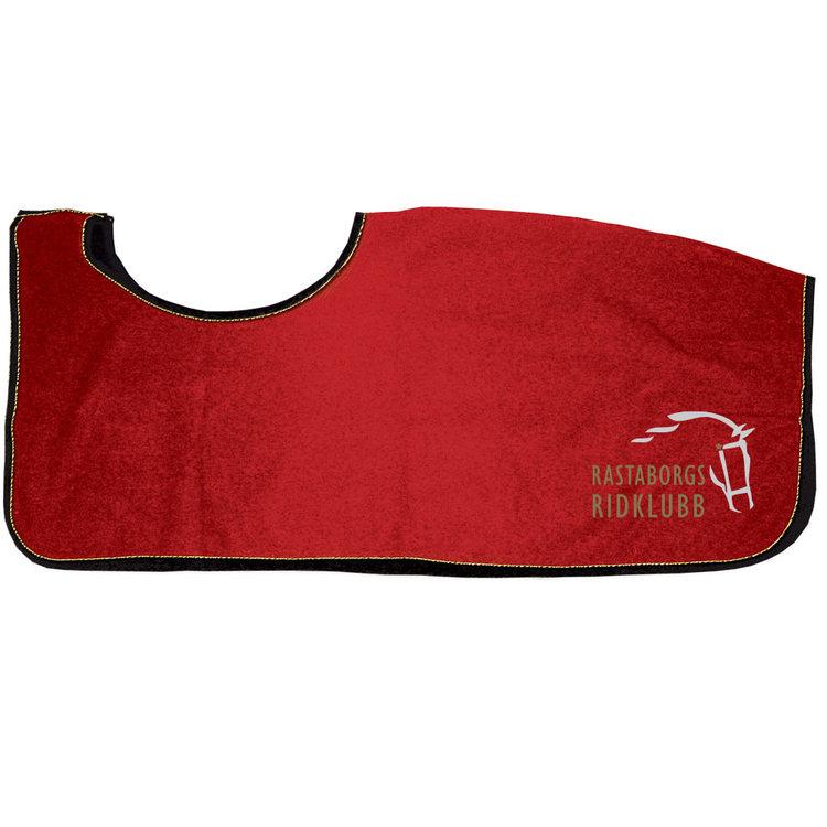 Ridtäcke Bäver/Fleecetäcke Rastaborg