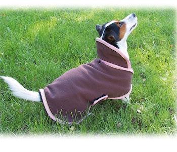 Hundtäcke fleece