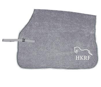 Ländtäcke (Bäver/Fleece) Hästhusets Kusk&RF
